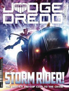 [Judge Dredd Megazine #411 (Product Image)]