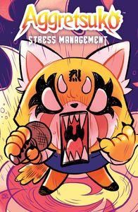 [Aggretsuko: Volume 2: Stress Management (Hardcover) (Product Image)]