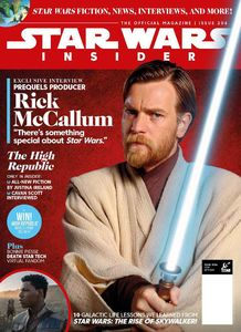 [Star Wars Insider #204 (Newsstand Edition) (Product Image)]