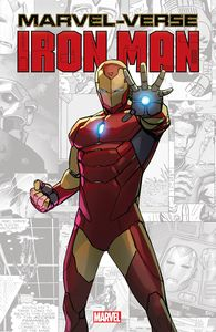 [Marvel-Verse: Iron Man (Product Image)]