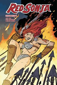 [Red Sonja #15 (Cover E Marques Exclusive Subscription Variant) (Product Image)]