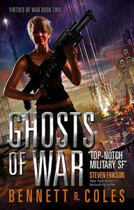 [Virtues Of War: Book 2: Ghosts Of War (Product Image)]