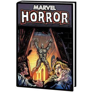 [Marvel Horror: Omnibus (Hardcover) (Product Image)]
