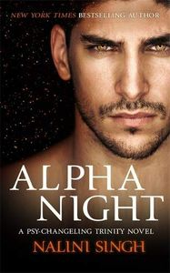 [Alpha Night (Hardcover) (Product Image)]