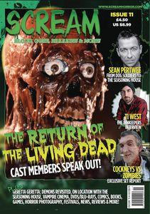 [Scream Magazine #45 (Product Image)]