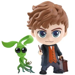 [Fantastic Beasts: The Crimes Of Grindelwald: Cosbaby Figures: Newt & Bowtruckle (2 Pack) (Product Image)]