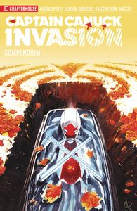 [Captain Canuck: Invasion: Compendium (Hardcover) (Product Image)]
