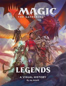 [Magic: A Visual History (Hardcover) (Product Image)]