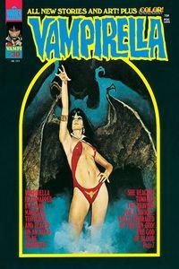 [Vampirella #30 (1973 Replica Edition) (Product Image)]