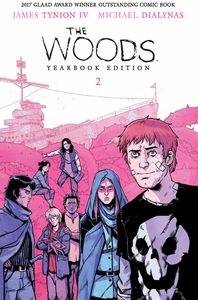 [The Woods: Yearbook Edition: Volume 2 (Product Image)]