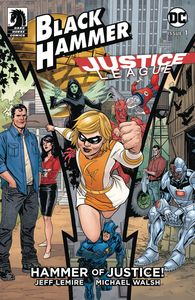[Black Hammer/Justice League #1 (Cover C Paquette) (Product Image)]
