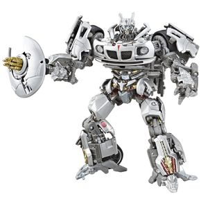 [Transformers: Movie Masterpiece Action Figure: Jazz (Product Image)]