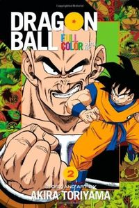 [Dragon Ball: Full Color: Volume 2 (Product Image)]
