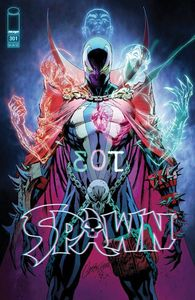 [Spawn #301 (Cover O Campbell) (Product Image)]