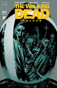 [Walking Dead: Deluxe #27 (Cover B Adlard & Mccaig) (Product Image)]