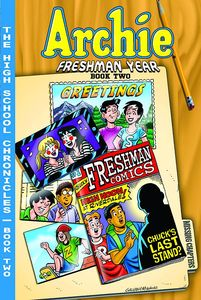 [Archie: Highhool Chronicles: Volume 2 (Product Image)]