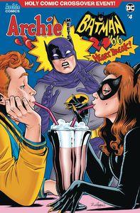 [Archie Meets Batman 66 #4 (Cover B Isaacs) (Product Image)]