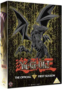 [Yu-Gi-Oh!: Season 1: The Official First Season (Product Image)]
