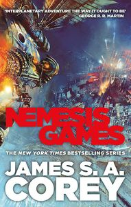 [The Expanse: Book 5: Nemesis Games (Signed Edition) (Product Image)]