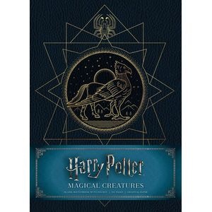 [Harry Potter: Creatures Blank Sketchbook (Hardcover) (Product Image)]