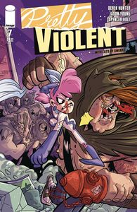 [Pretty Violent #7 (Product Image)]
