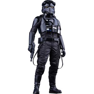 [Star Wars: The Force Awakens: First Order TIE Pilot 1:6 Scale Figure (Product Image)]