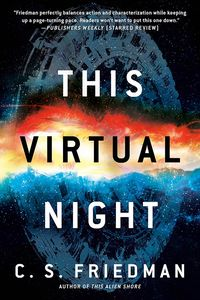 [The Outworlds: Book 2: This Virtual Night (Product Image)]