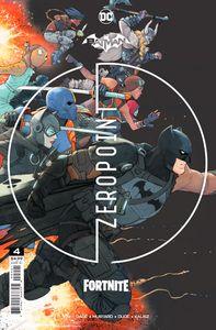 [Batman/Fortnite: Zero Point #4 (2nd Printing) (Product Image)]