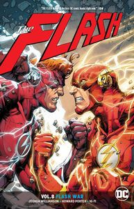 [Flash: Volume 8: Flash War (Product Image)]