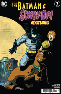 [Batman & Scooby-Doo Mysteries #1 (Product Image)]