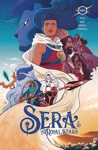 [Sera & The Royal Stars #10 (Product Image)]