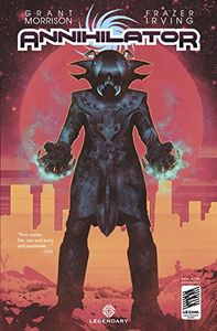 [Annihilator: Volume 1 (Hardcover) (Product Image)]