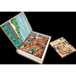 [Exploring Hogwarts: Puzzle & Book Set (Product Image)]