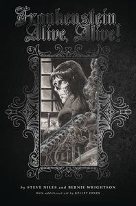[Frankenstein: Alive: The Complete Collection (Hardcover) (Product Image)]