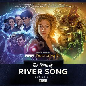 [Doctor Who: The Diary Of River Song: Series 6 (Product Image)]