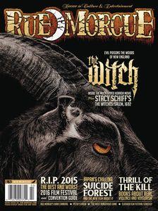 [Rue Morgue Magazine #172 (Product Image)]