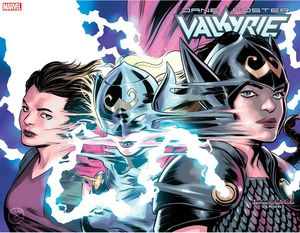 [Valkyrie: Jane Foster #3 (Lopez Immortal Wraparound Variant) (Product Image)]
