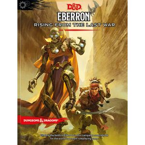 [Dungeons & Dragons: Eberron: Rising From The Last War (Product Image)]