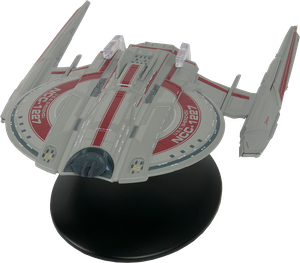 [Star Trek: Discovery: Starships Collection Magazine: U.S.S. Shenzhou NCC-1227 Starship (Product Image)]