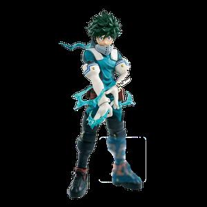 [My Hero Academia: Ichibansho Figure: Izuku Midoriya (I'm Ready) (Product Image)]