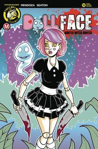 [Dollface #12 (Cover E Cicconi Pin Up) (Product Image)]