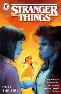 [Stranger Things: Into The Fire #2 (Cover A Kalachev) (Product Image)]