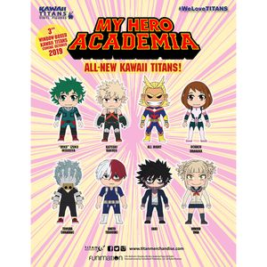 [My Hero Academia: TITANS: My Hero Academia Collection (Kawaii) (Product Image)]