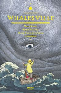 [The cover for Whalesville x Rocks And Minerals]