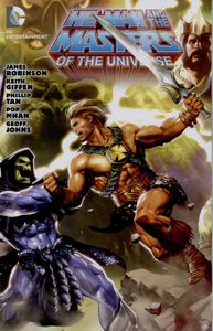 [He-Man And The Masters Of The Universe: Volume 1 (Product Image)]