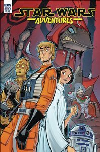 [Star Wars Adventures Annual 2018 (Product Image)]