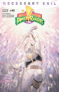 [Mighty Morphin Power Rangers #40 (Main) (Product Image)]