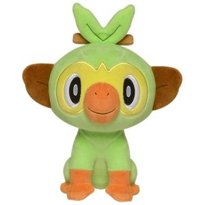[Pokemon: 8 Inch Plush: Grookey (Product Image)]