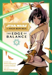 [Star Wars: High Republic: Edge Of Balance: Volume 1 (Product Image)]