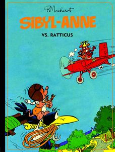 [Sibyl Anne Vs Ratticus (Hardcover) (Product Image)]